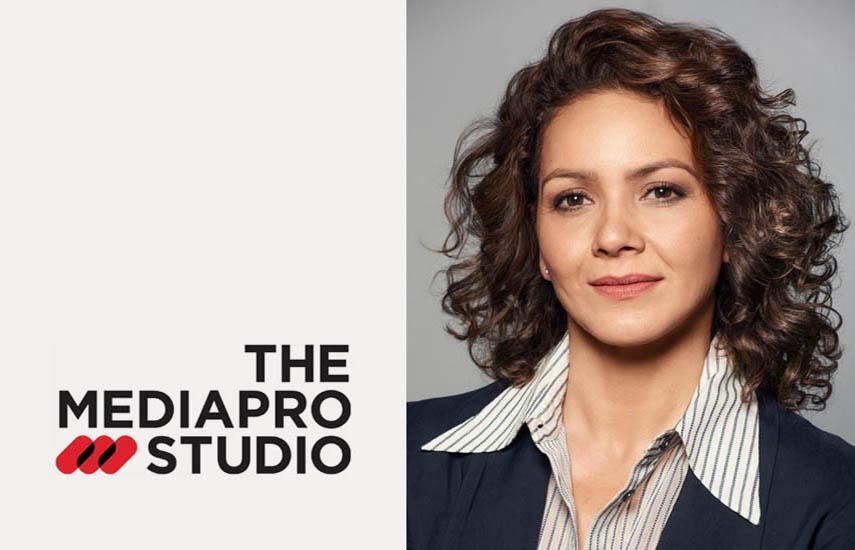 Juliana Barrera, productora y showrunner colombiana, nueva jefa de Contenido.