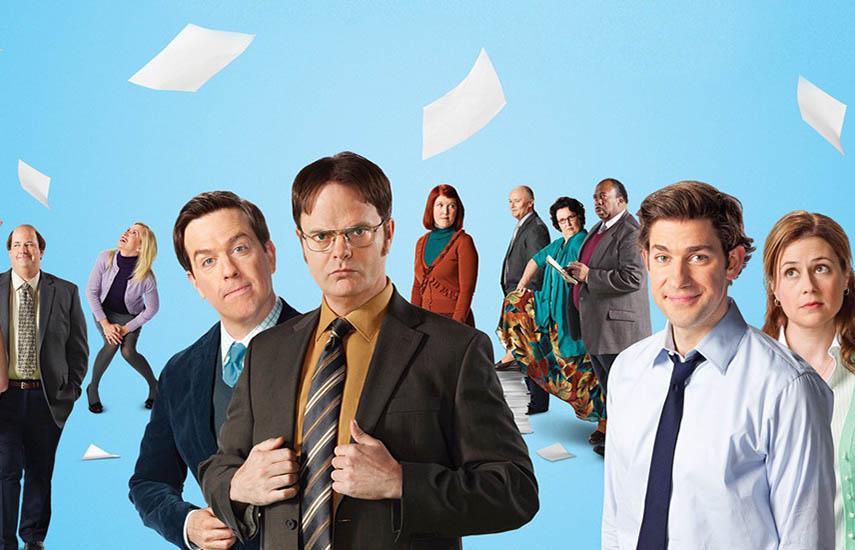 The Office es la serie número uno en servicios de suscripción de video a pedido, medida en función de la cantidad de minutos transmitidos.