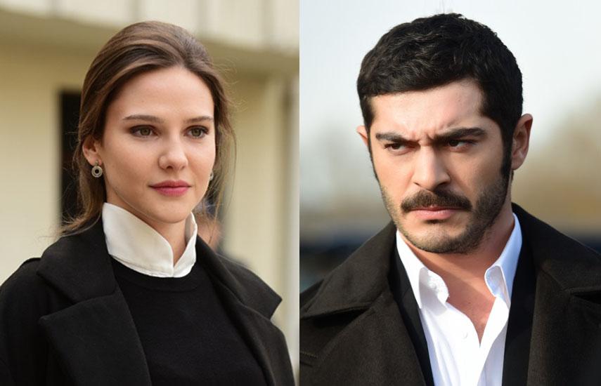 La serie está protagonizada por los reconocidos actores Alina Boz y Burak Deniz.