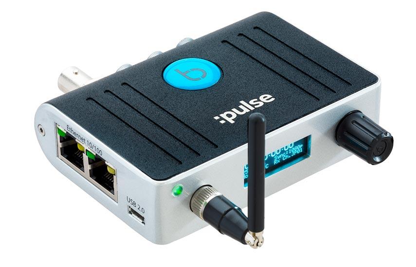 Pulse es una estación base que permiten la edición de metadatos