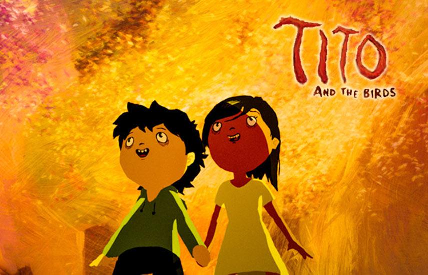 """El largometraje brasileño """"Tito and the Birds"""", dirigido por Gustavo Steinberg, entró en la selección oficial del evento."""