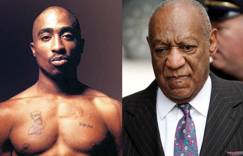 Entre los casos cubiertos se encuentran el asesinato de Tupac Shakur y los abusos de Bill Cosby.