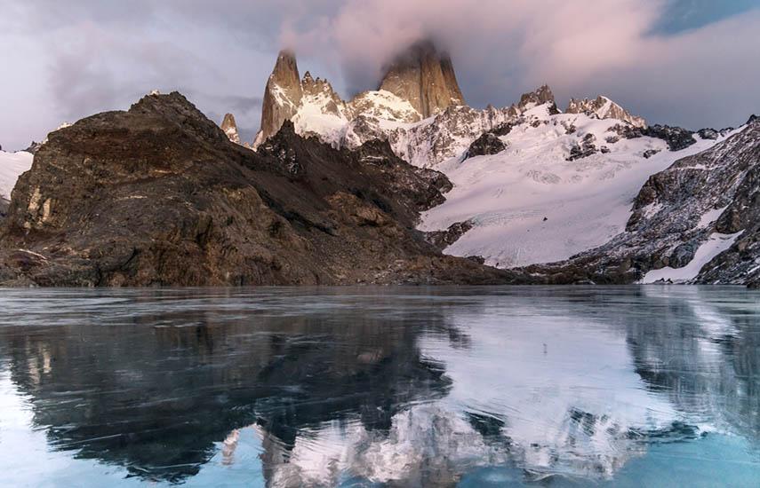 Los Andes Salvajes muestra la notable diversidad de la vida y el paisaje que se encuentra en la Cordillera de los Andes.