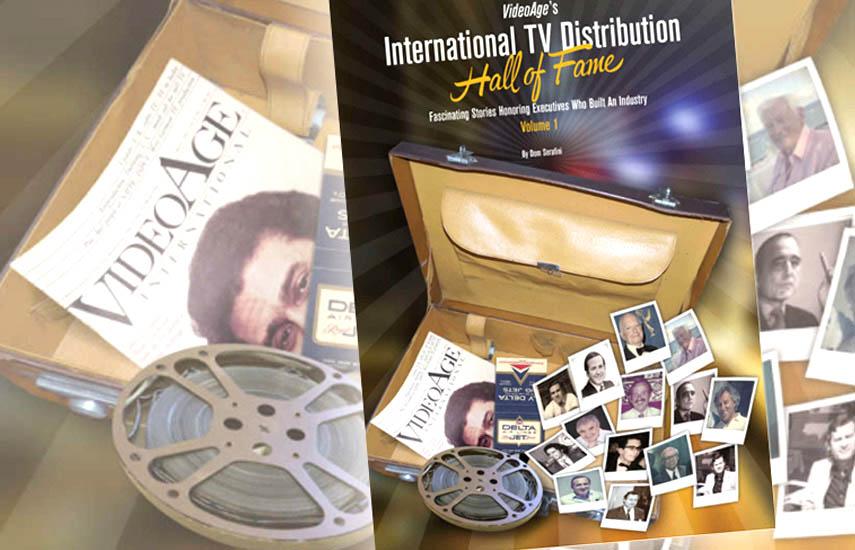 El libro agregó 10 pioneros de la distribución de TV al Volumen I, que se publicó en 2016.