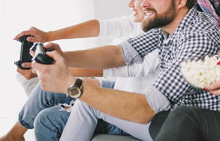 El estudio concluye quel 90% de los padres prestan atención a los juegos que juega su hijo, y el 57% de los padres disfrutan jugando con su hijo al menos semanalmente.