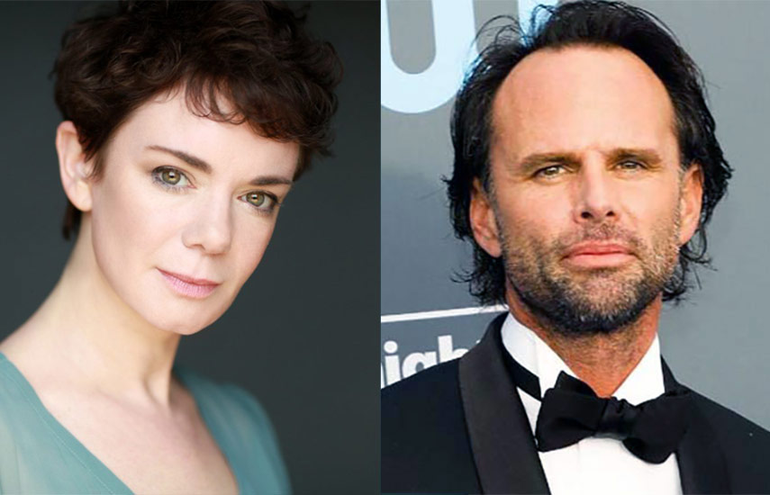 La actriz Victoria Hamilton (The Crown) y el veterano actor Walton Goggins (Ant-Man and the Wasp, Tomb Raider) se unen al elenco de la nueva temporada.