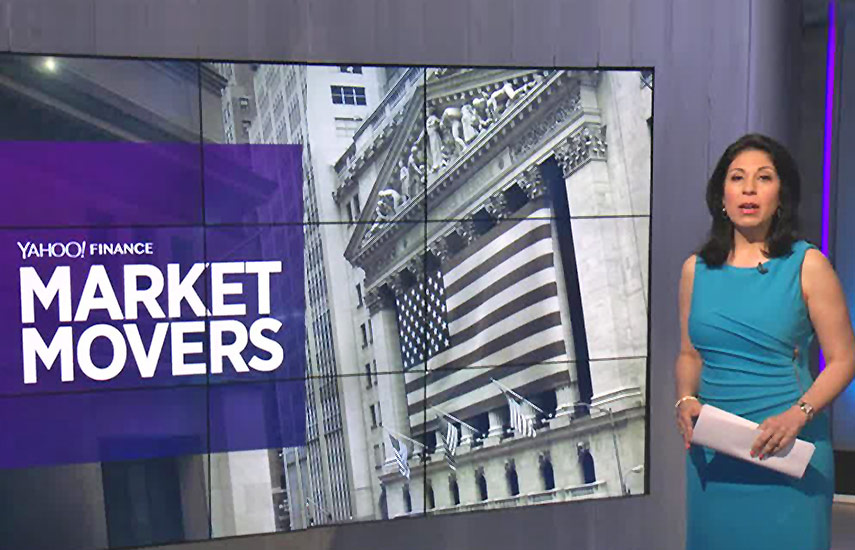 "Entre los contenidos que ofrecerían destacan tres shows diarios de Yahoo Finance, ""Market Movers"", ""Midday Movers"" y ""The Final Round""."