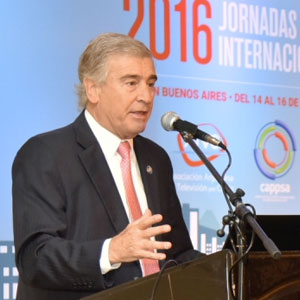 Oscar Aguad ministro de comunicaciones