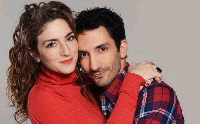 Julieta Zylberberg y Juan Minujin, protagonistas centrales de la adaptación argentina del formato de SPT.