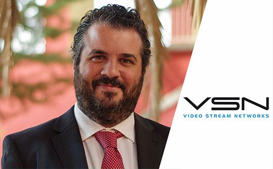 Roberto Duif, director de Ventas para las Américas de VSN