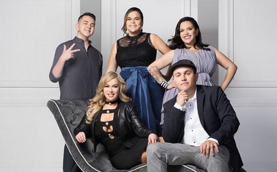 The Riveras, la nueva serie celeb-reality de NBC