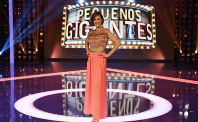 Fátima Lopes presentará Pequeños Gigantes en Portugal