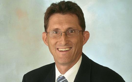 Ralph Bachofen, VP de Ventas y Mercadeo de Triveni Digital