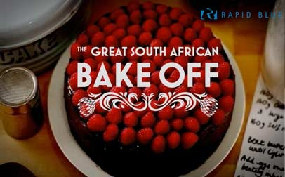 The Great South African Bake Off.