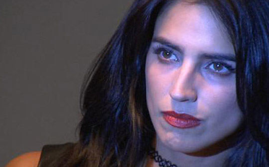 Bárbara de Regil, protagonista de la serie