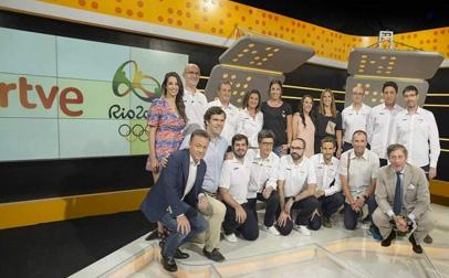 RTVE hará una cobertura completa de la jornada olímpica Río 2016