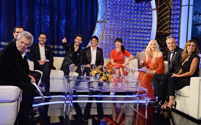 Susana Giménez, programa de TV argentino trasmitido por Telefe