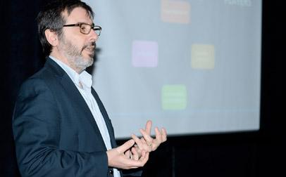Andrés Bargués, gerente de Producto de Telefe