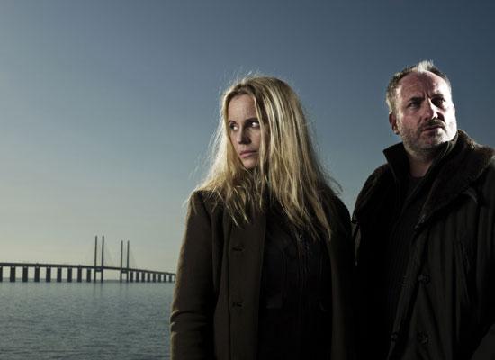El Puente, Bron/Broen, drama sueco-danés con distribución en Asia