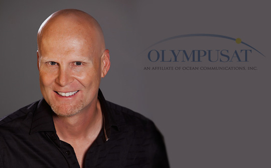 Tom Mohler, CEO de Olympusat