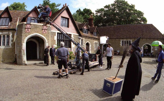 Serie The Worst Witch Project 1998- 2001