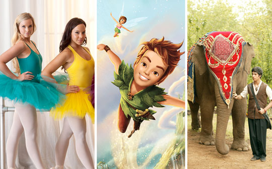 Dance Academy, The New Adventures of Peter Pan, The Elephant Princess