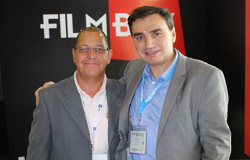 Pablo Zehle y Gustavo Monaco de FilmBox – SPI