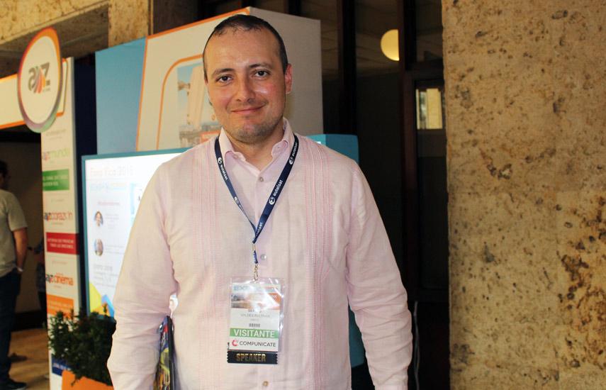 Sergio Valdés Beltrán de DirecTV.
