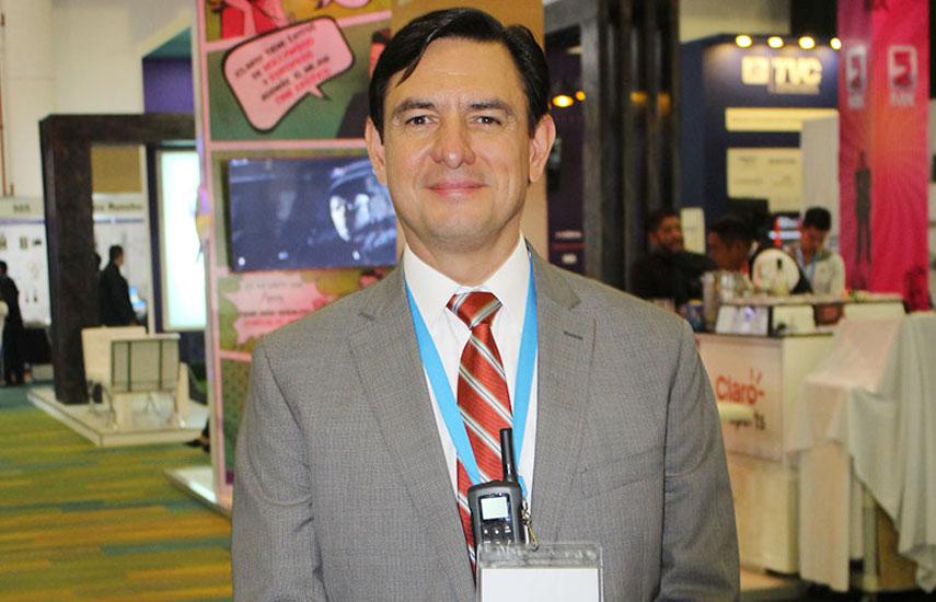 Salomón Padilla Duarte, de VP de XTI ATIM