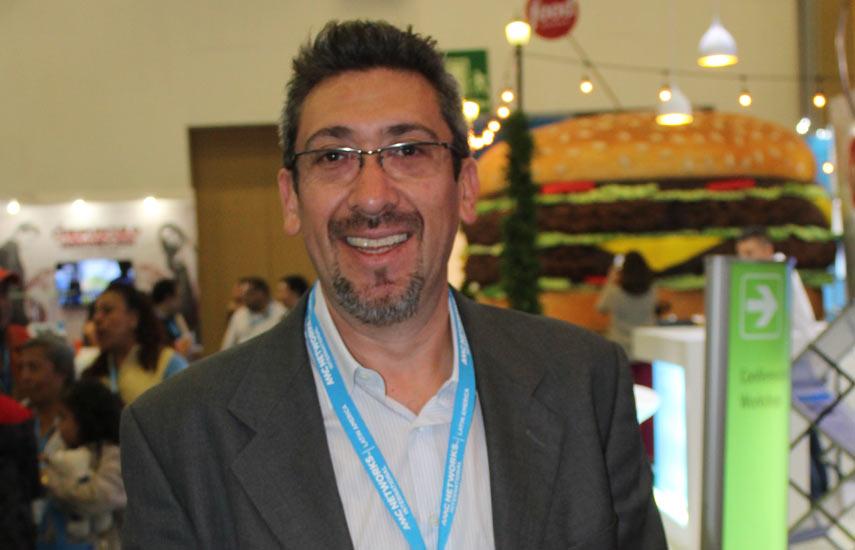Francisco Sánchez Cadena de Showoff
