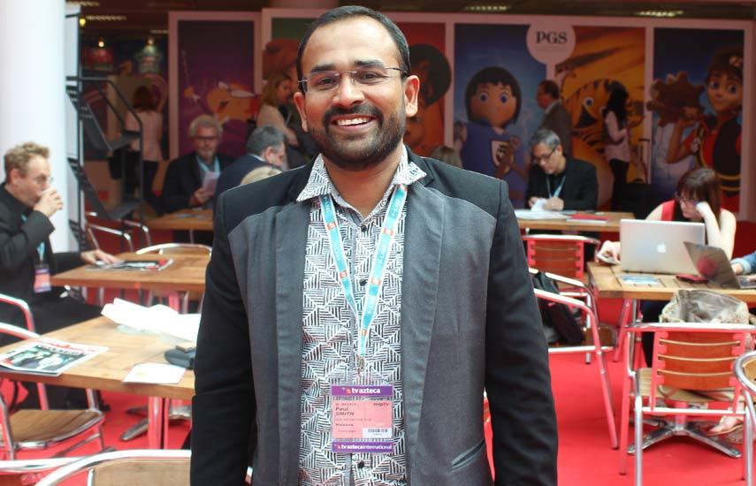 Paul Smith de ADR Media
