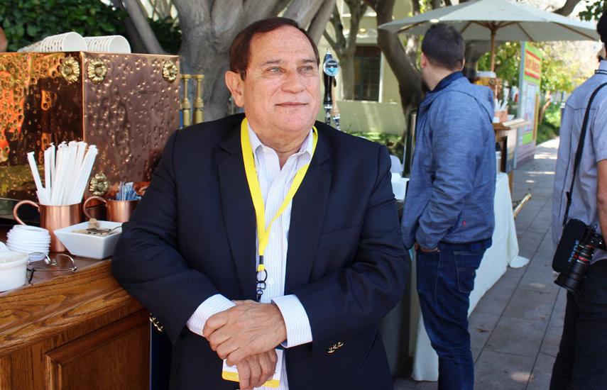 Jorge Garro de Teletica de Costa Rica