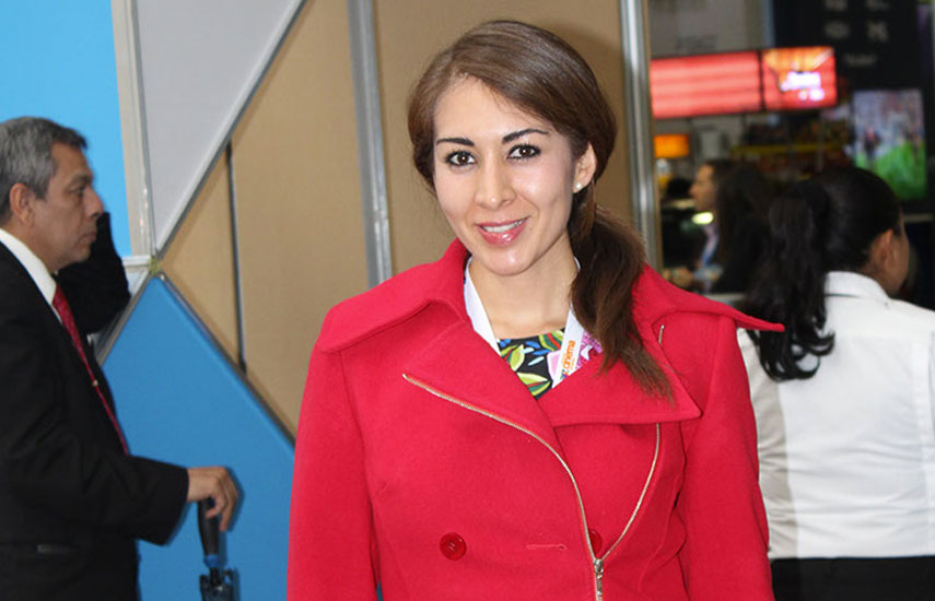 Paulina Murillo, Ejecutiva de Mercadotecnia de Azteca TV Paga Internacional.