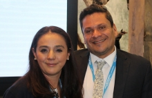 Julieta Lorenzo y Gerardo Canton de AMC Networks International Latin America