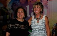 María Jesús Pérez de RTVE y Luz Marina Arango, Presidente de Andina Link