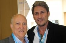 Roy Mendelsohn y Willy Rivera, CEO y Productor Musical de Megatrax